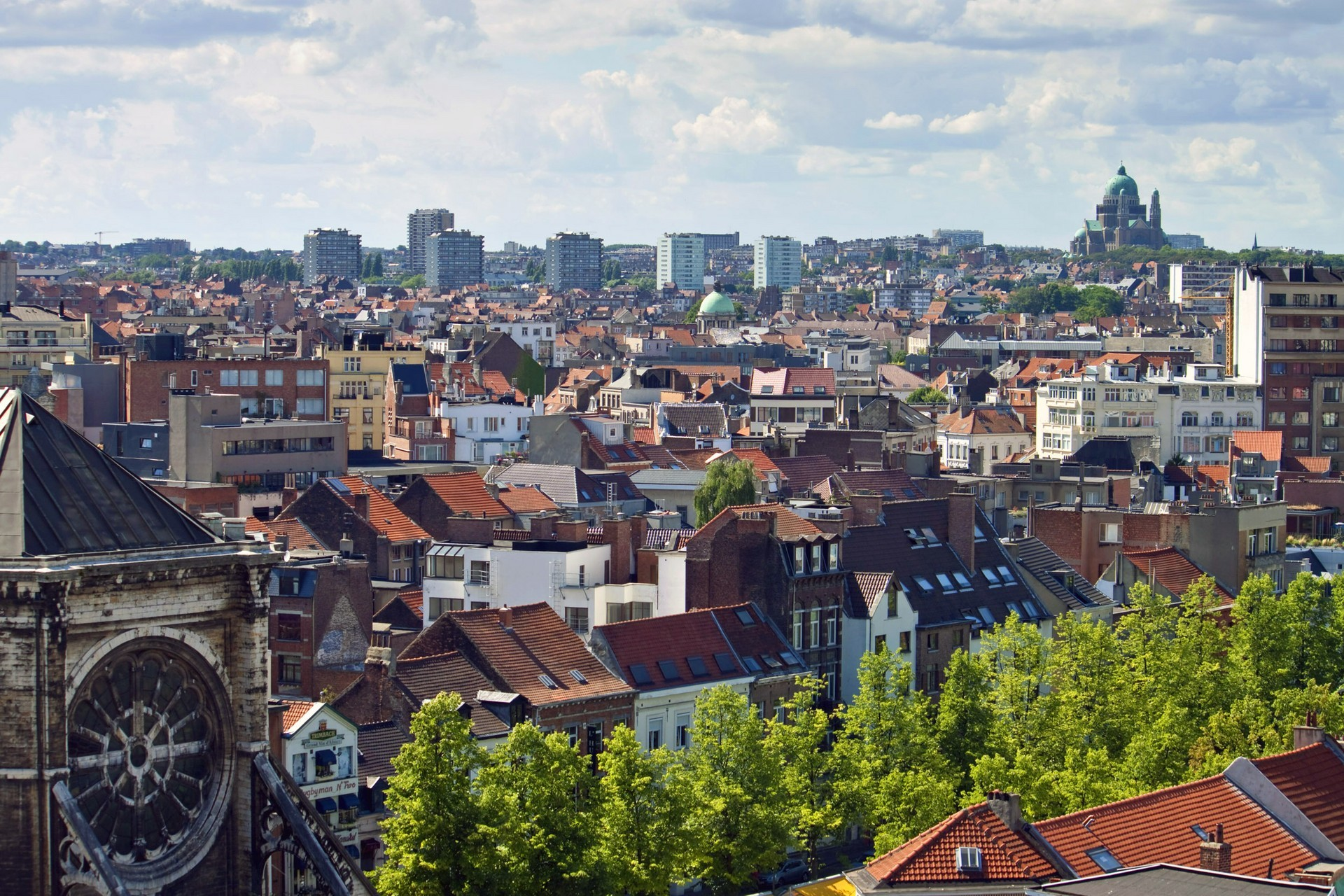 Brussels Private Jet and Air Charter Flights