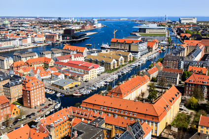Copenhagen Private Jet Charter