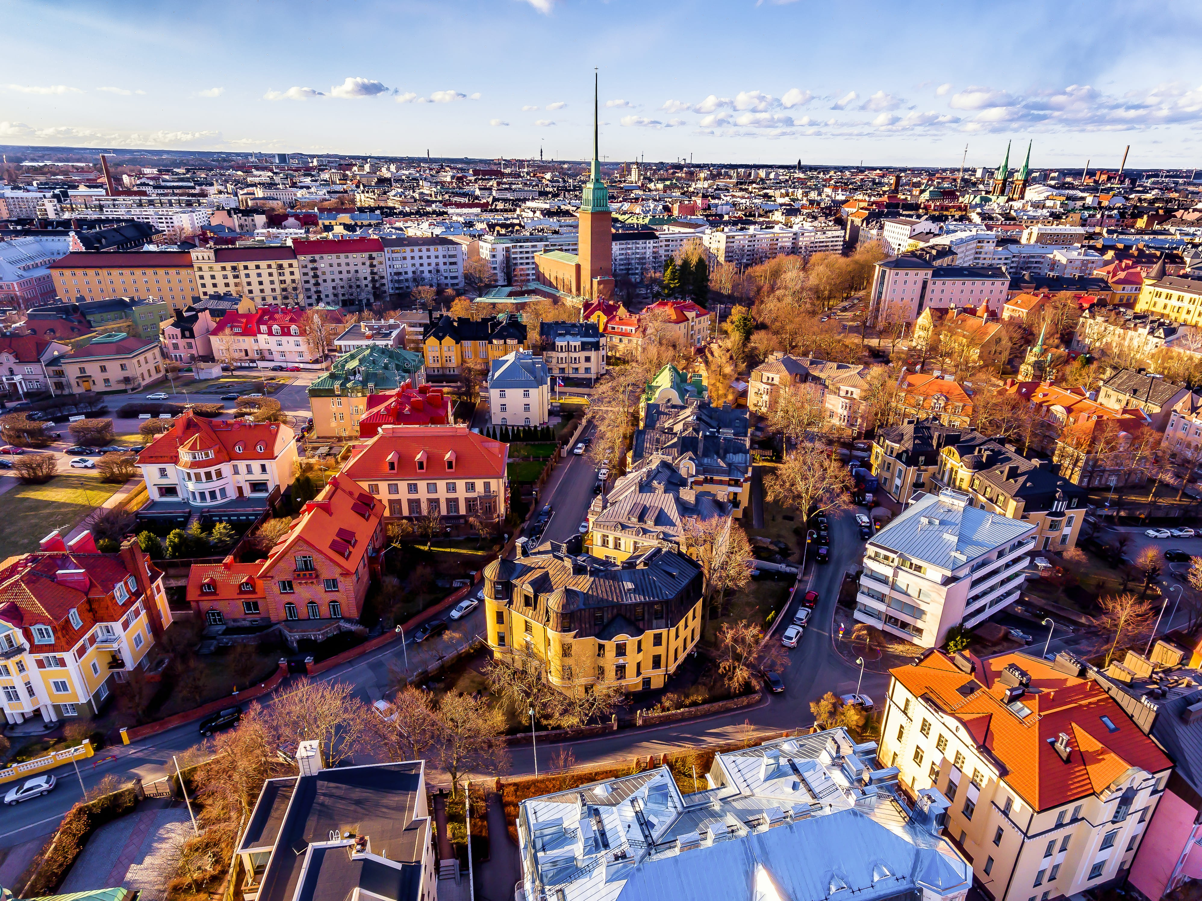 Helsinki Private Jet and Air Charter Flights