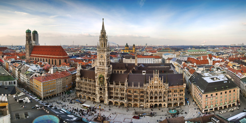 Munich Private Jet Charter