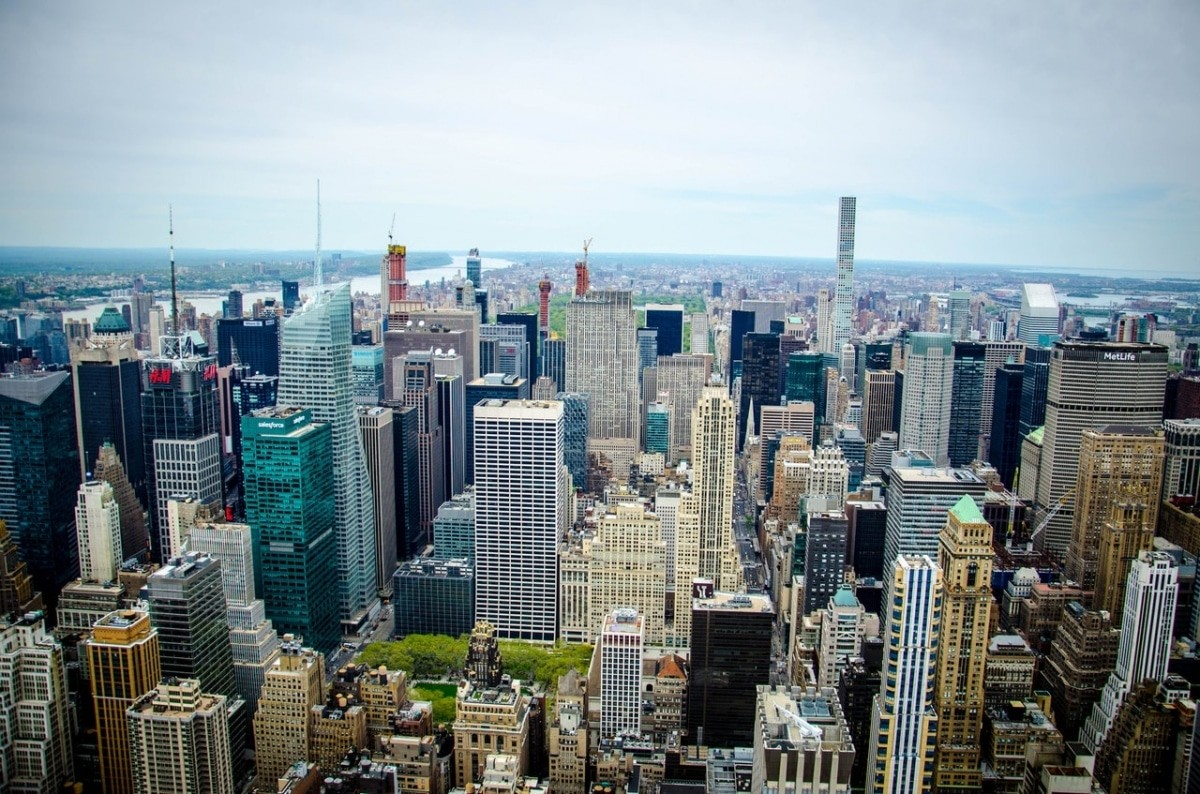 New York, NY Private Jet and Air Charter Flights