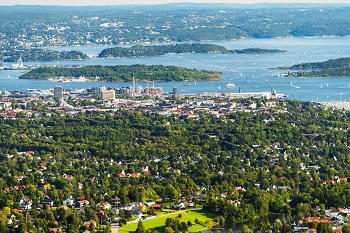 Oslo Private Jet and Air Charter Flights