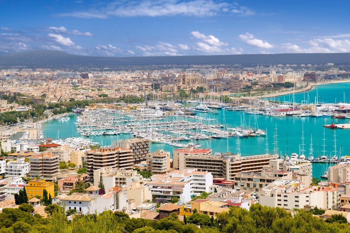 Majorca Private Jet and Air Charter Flights