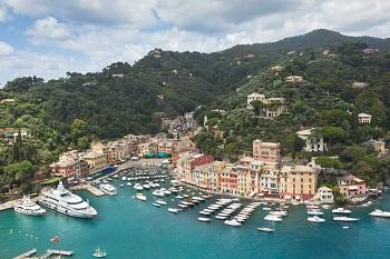 Portofino Private Jet and Air Charter Flights