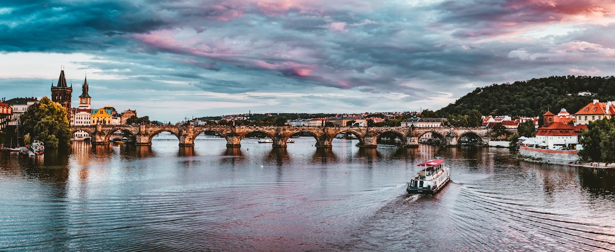 Prague Private Jet and Air Charter Flights