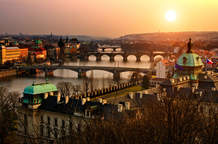 Prague Private Jet Charter
