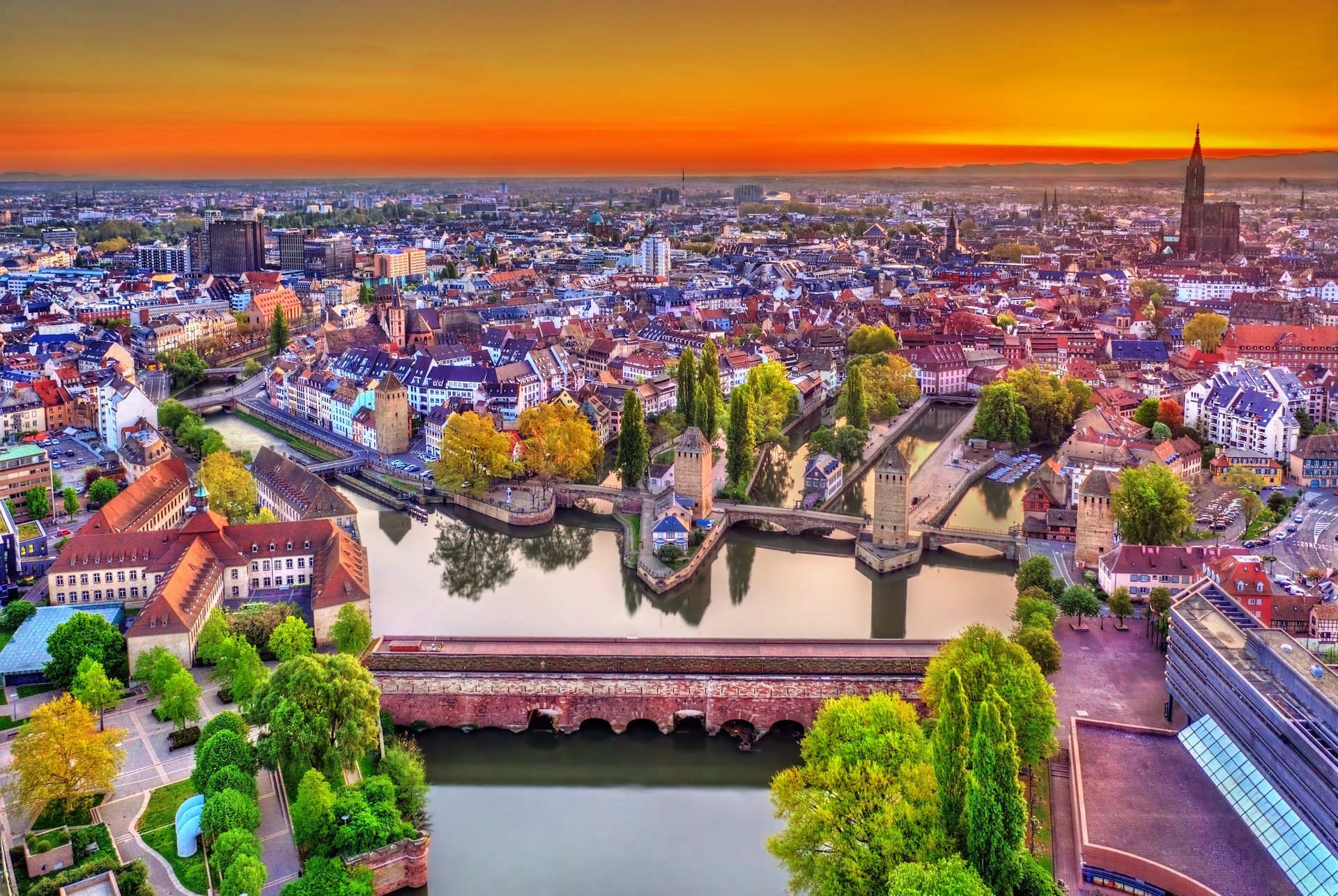Strasbourg Private Jet and Air Charter Flights