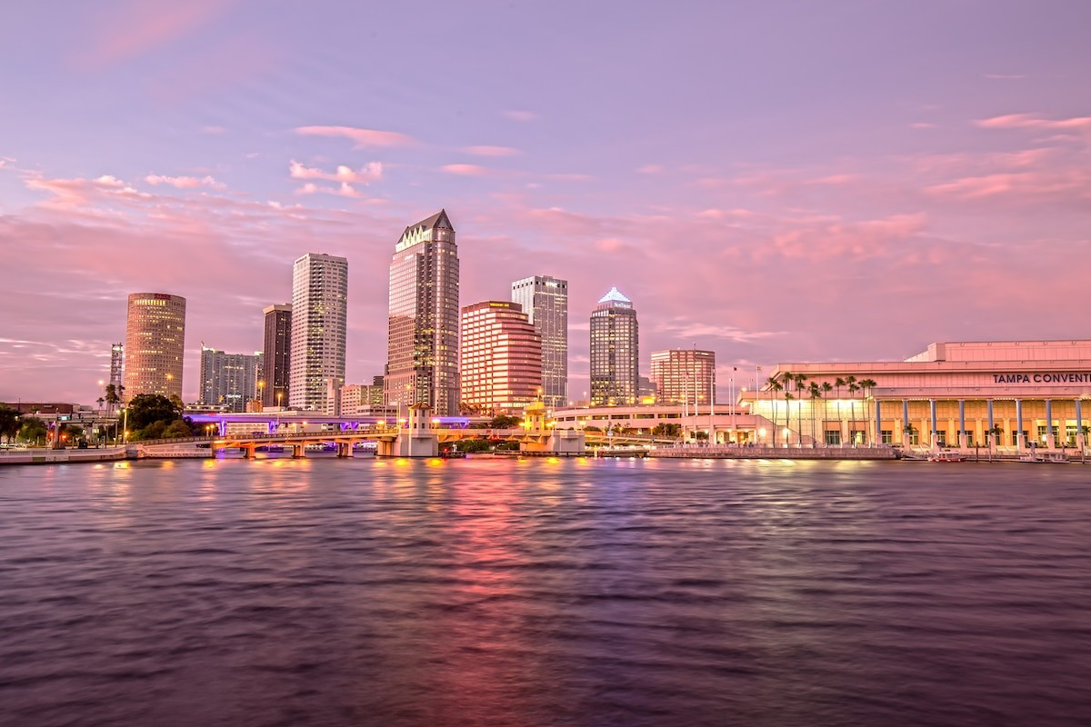 Tampa Private Jet and Air Charter Flights