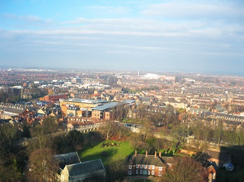 York, UK Private Jet and Air Charter Flights