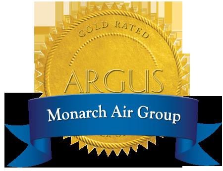 Monarch Air Group argus