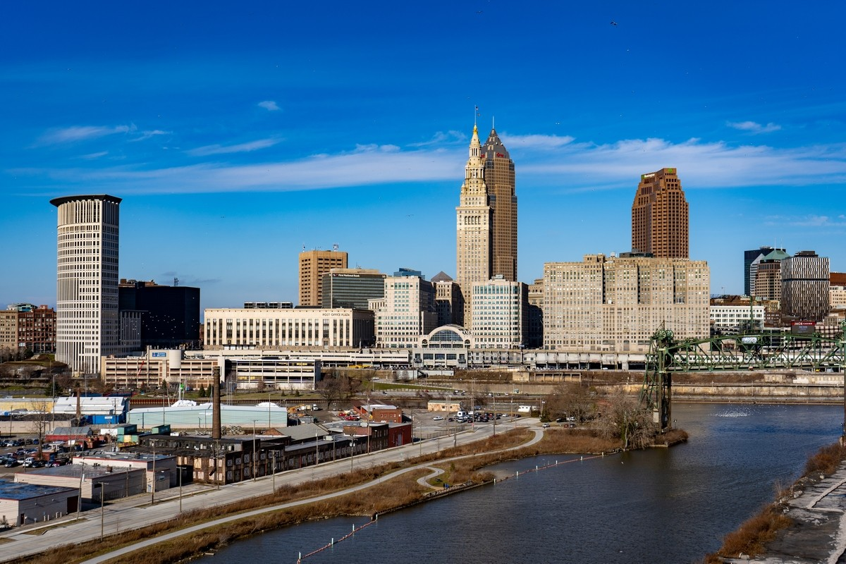Cleveland Private Jet and Air Charter Flights