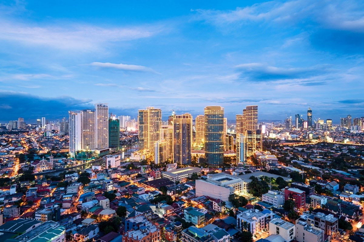 Philippines Private Jet and Air Charter Flights