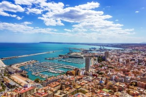 Alicante, Spain Private Jet Charter