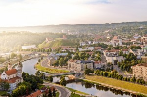 Vilnius, Lithuania Private Jet Charter