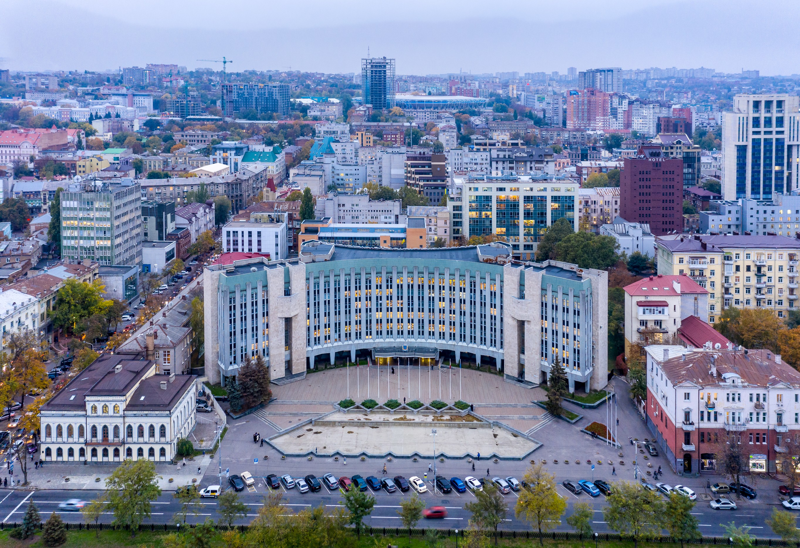 Dnipro Private Jet and Air Charter Flights