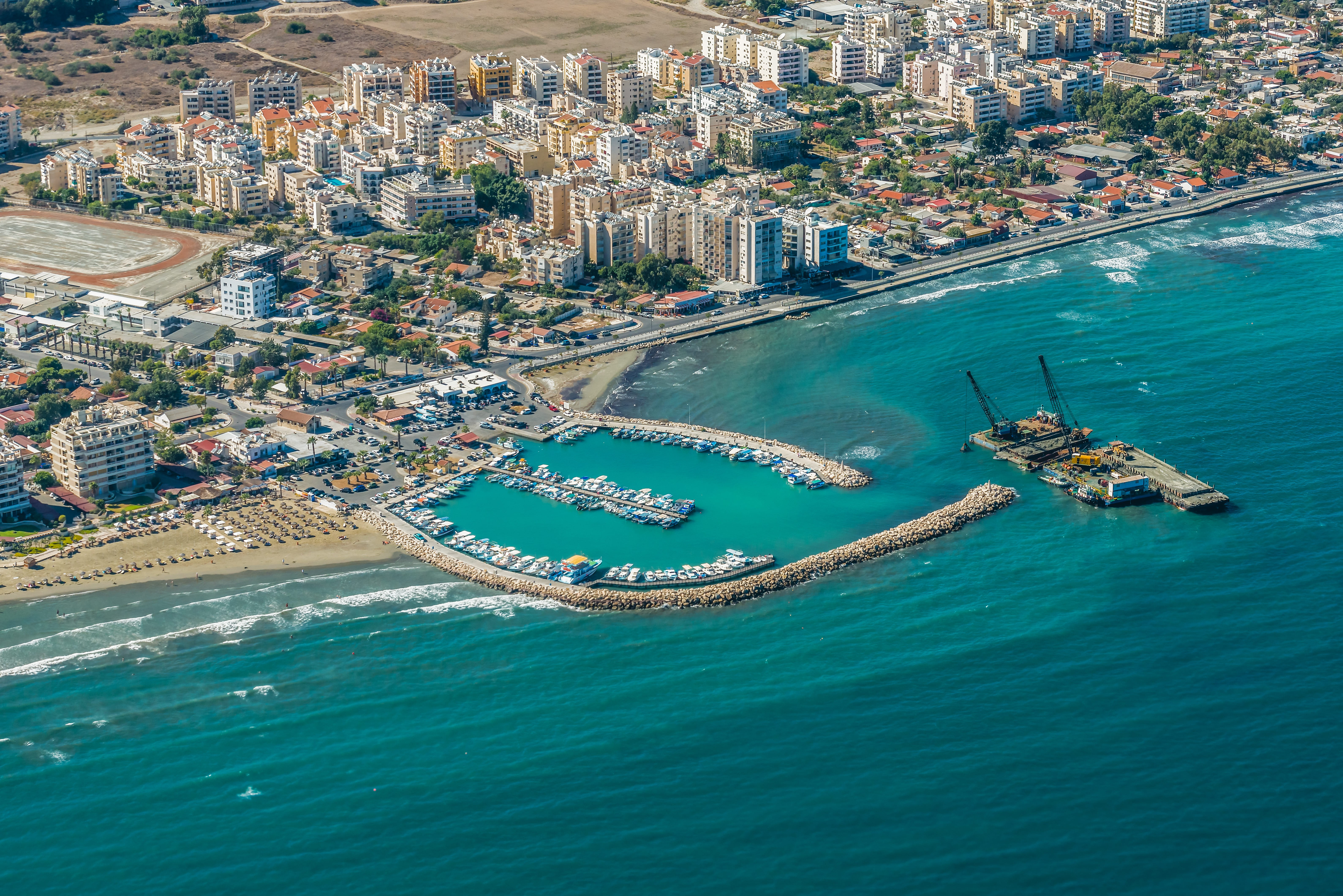 Larnaca Private Jet and Air Charter Flights
