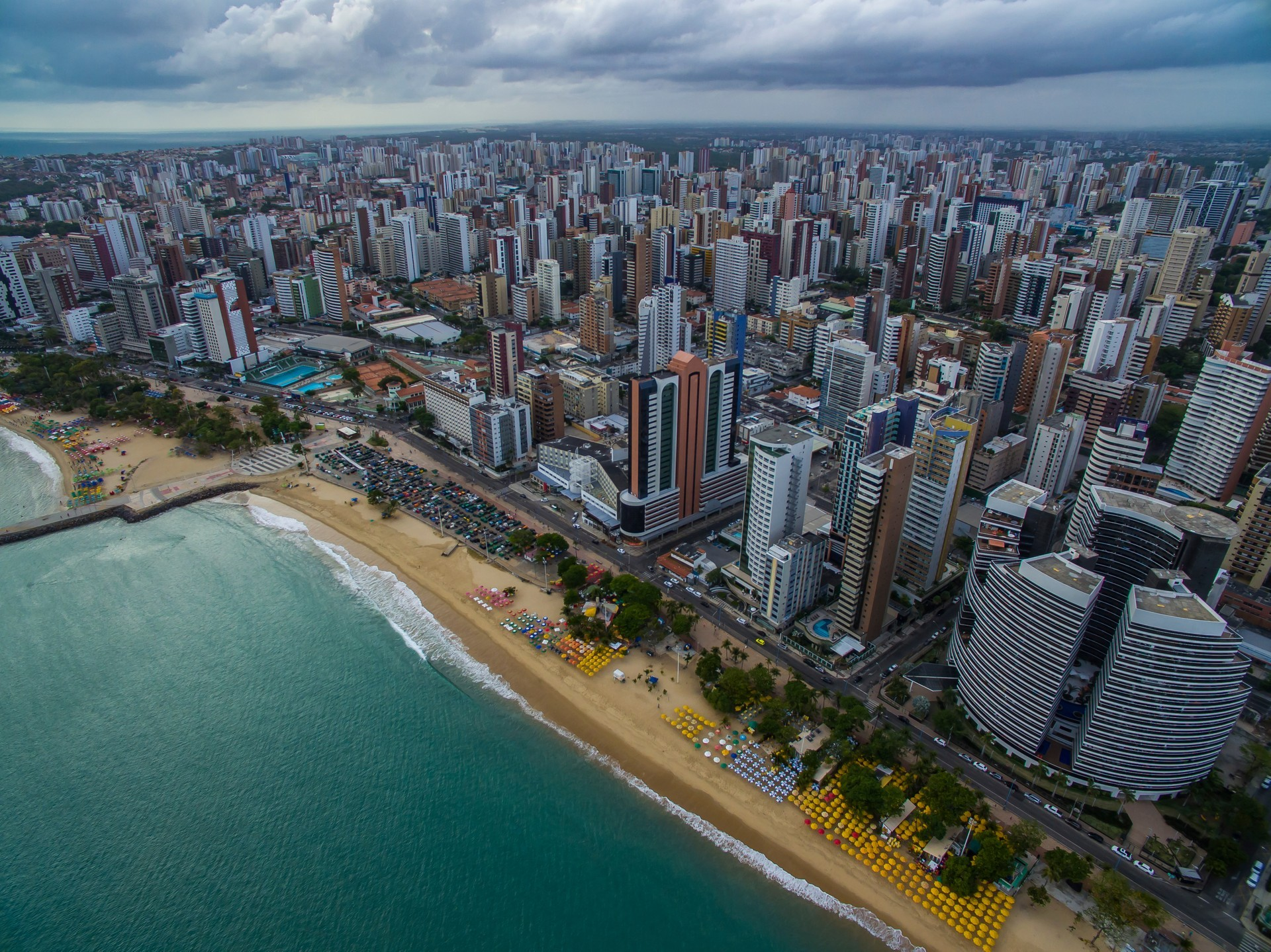 Fortaleza Private Jet and Air Charter Flights