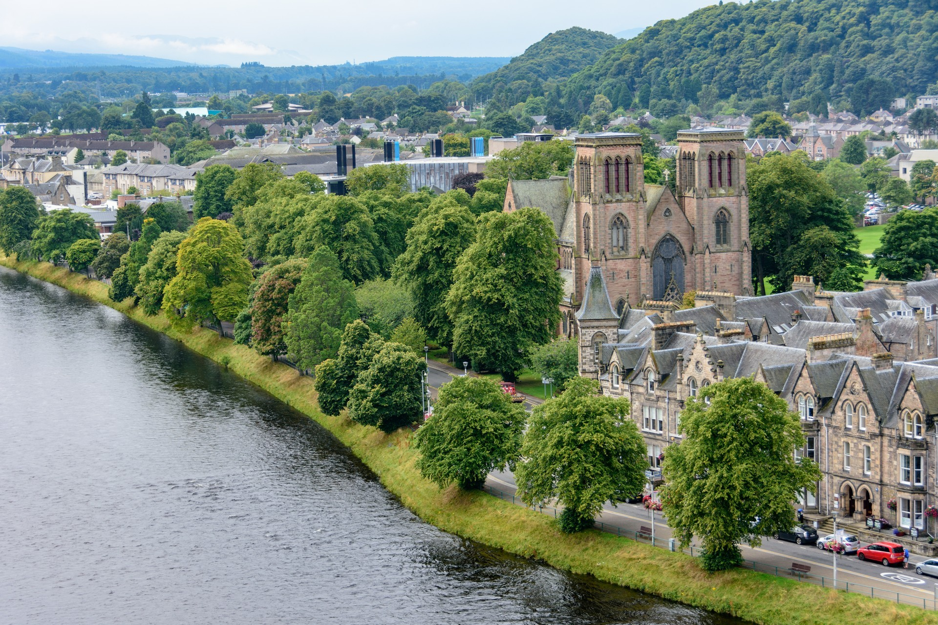 Inverness Private Jet and Air Charter Flights