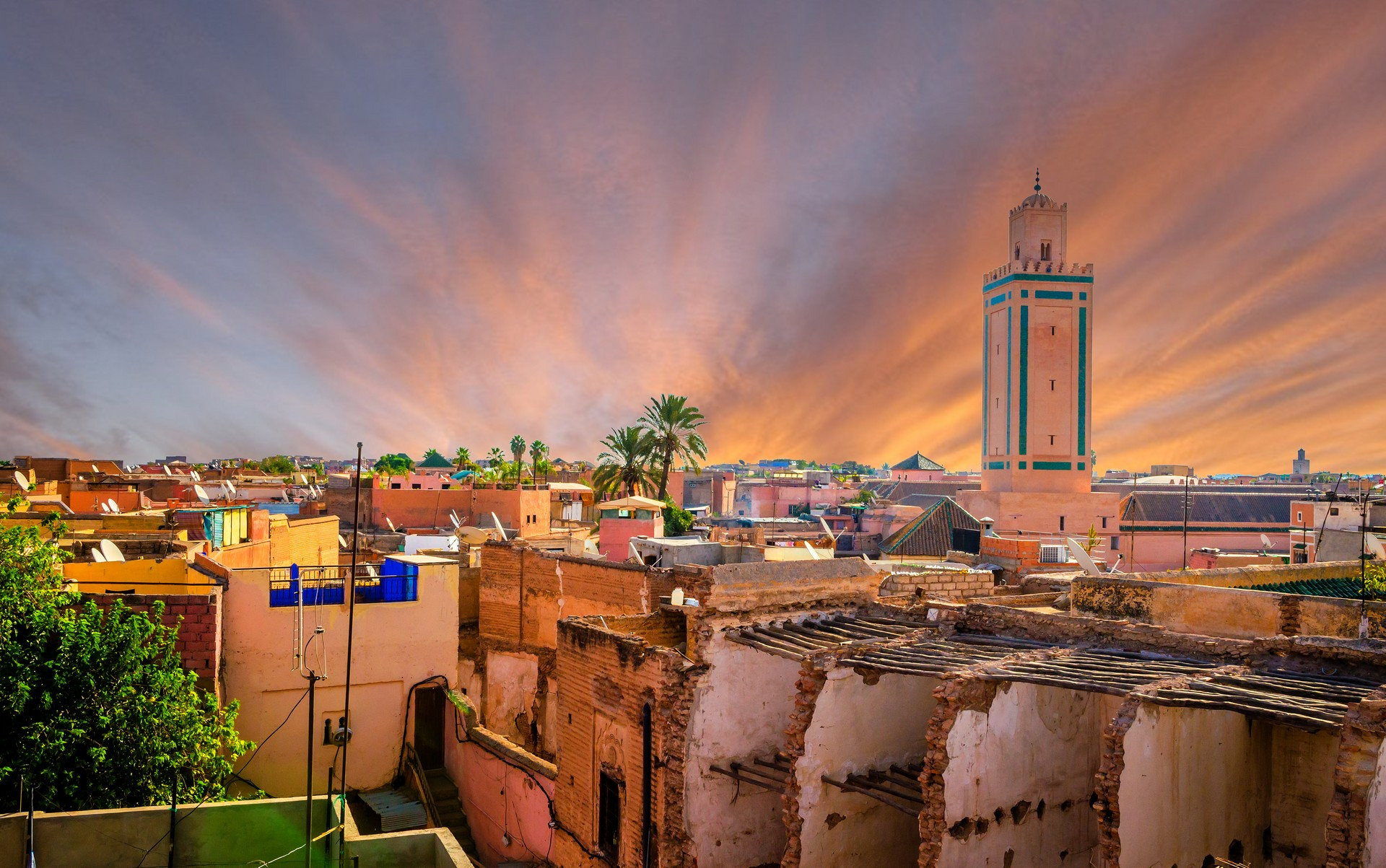 Marrakesh Private Jet and Air Charter Flights