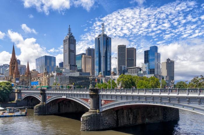 Melbourne Jet charter