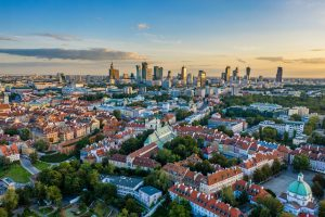 Warsaw Private Jet and Air Charter Flights