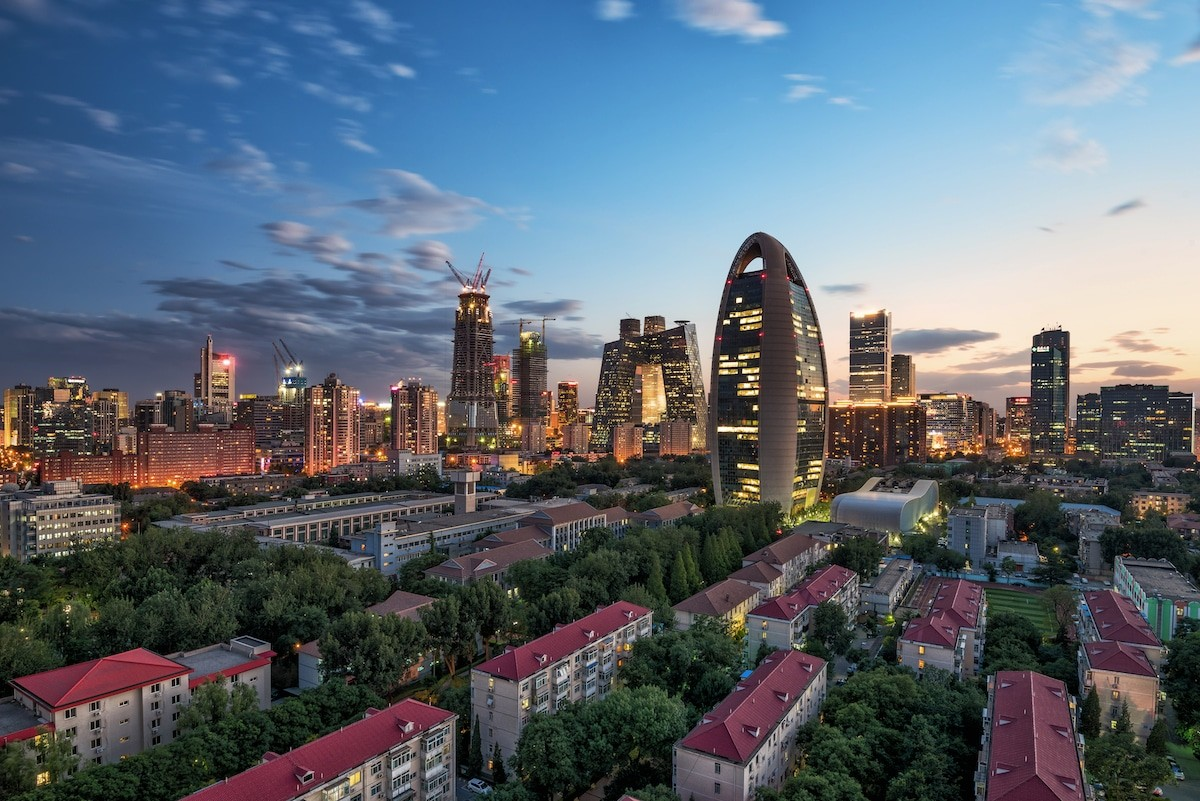 Beijing Private Jet and Air Charter Flights