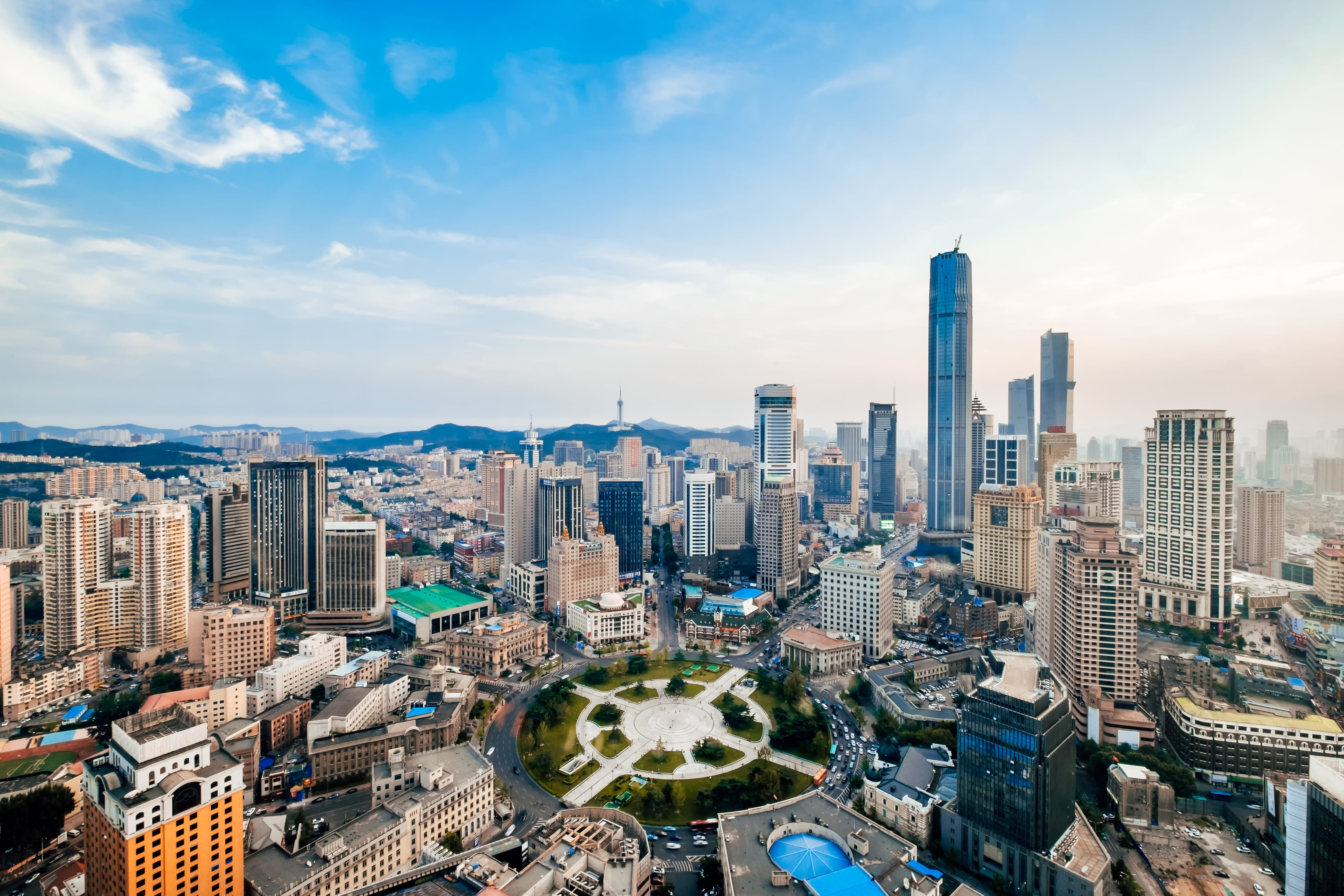 Dalian Private Jet and Air Charter Flights