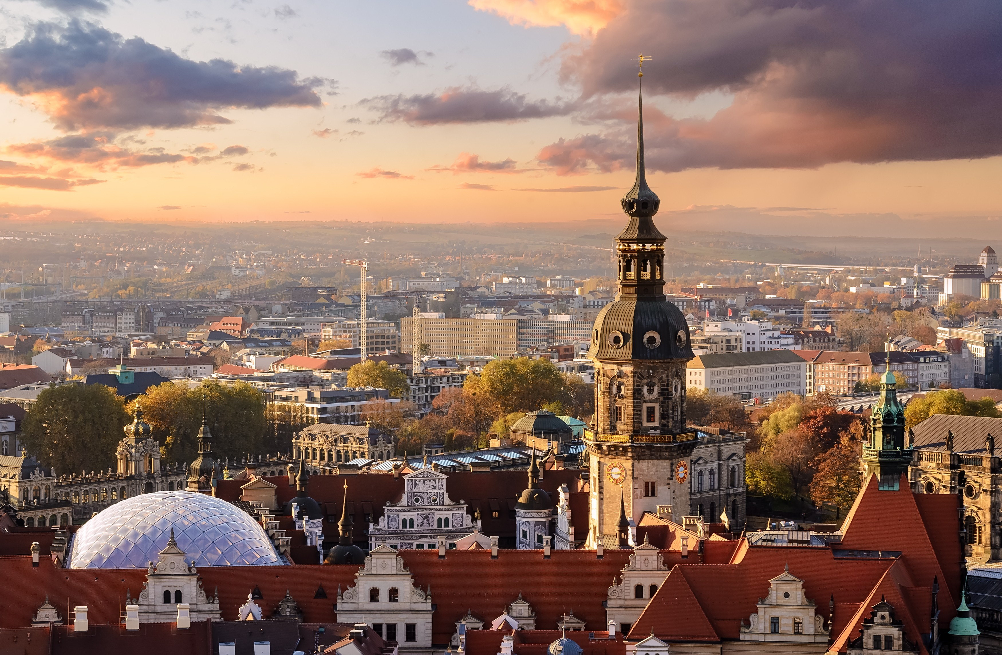 Dresden Private Jet and Air Charter Flights