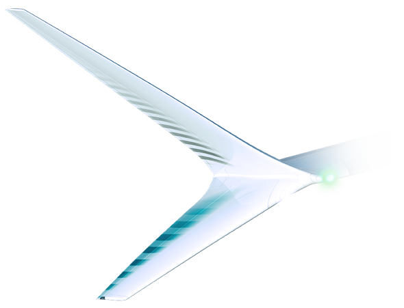 Boeing's Advanced Technology winglets