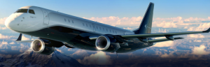 Embraer Lineage 1000E exterior