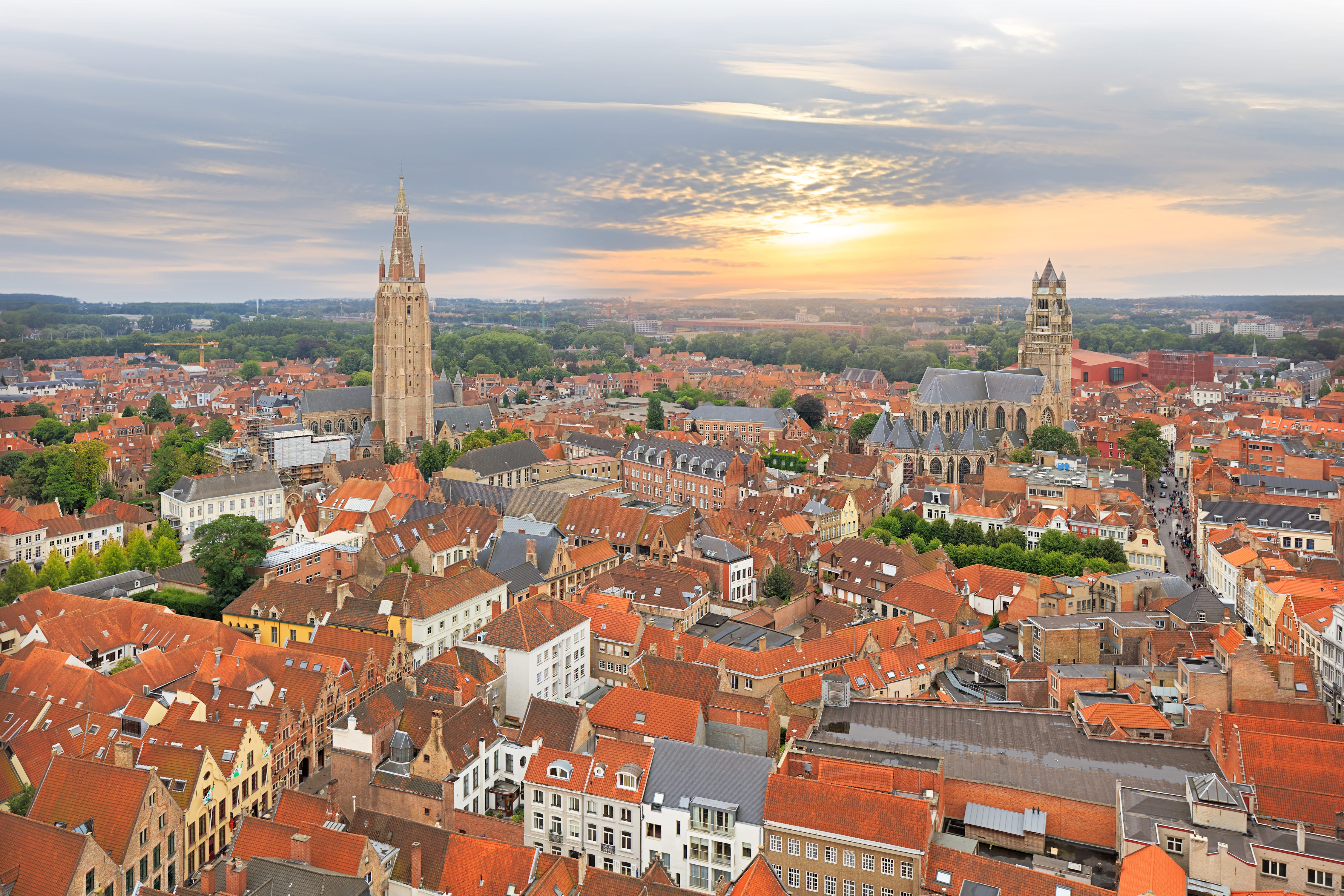 Bruges Private Jet and Air Charter Flights