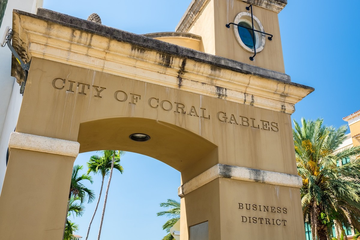 Coral Gables Private Jet and Air Charter Flights