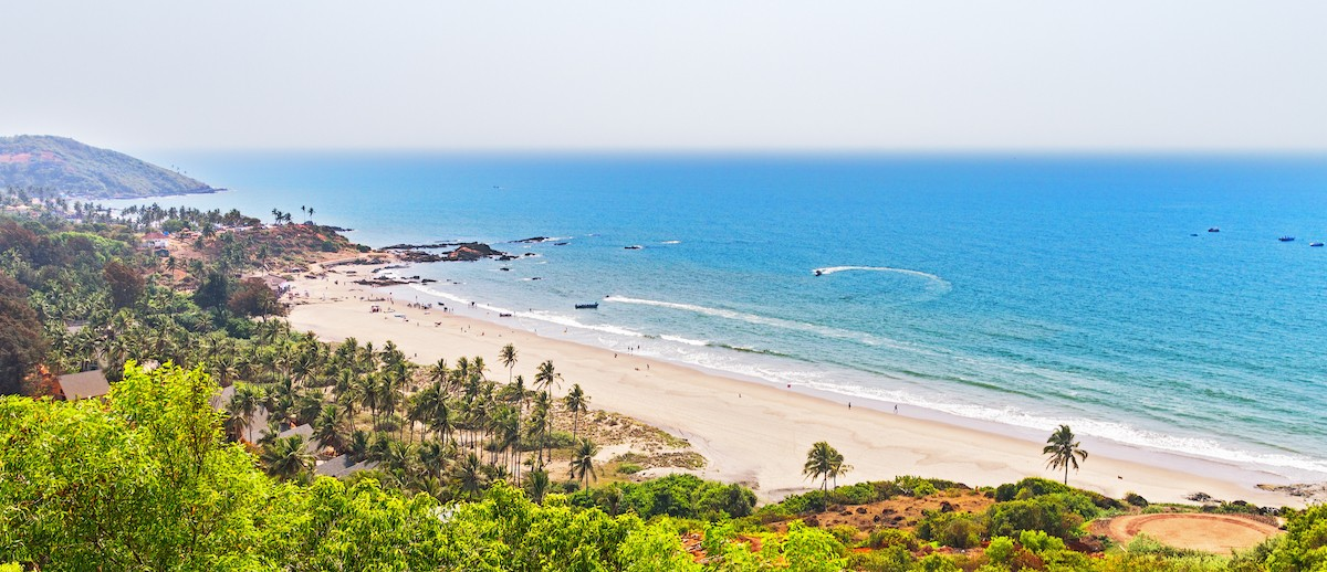 Goa Private Jet and Air Charter Flights
