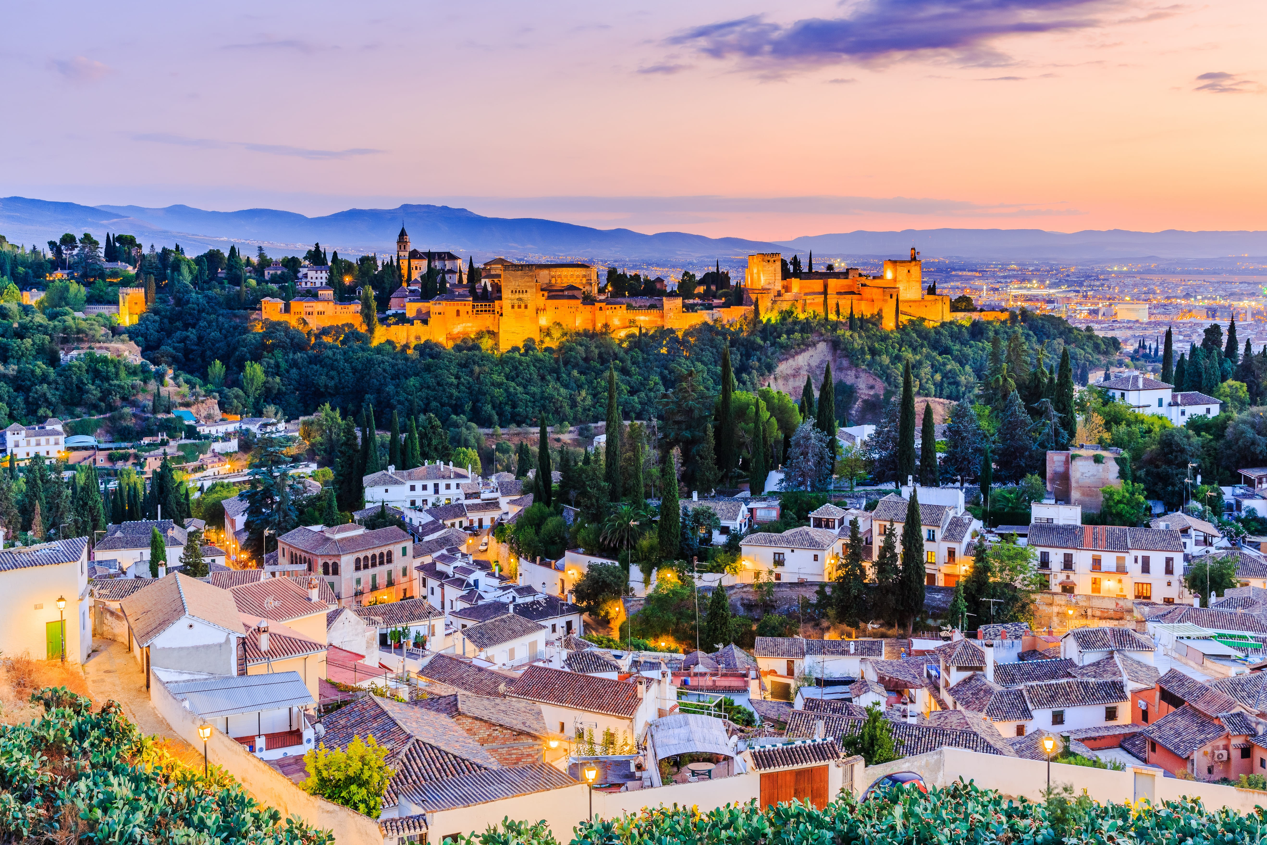 Granada Private Jet and Air Charter Flights