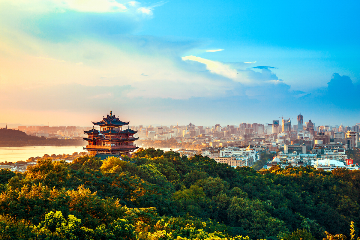 Hangzhou Private Jet and Air Charter Flights