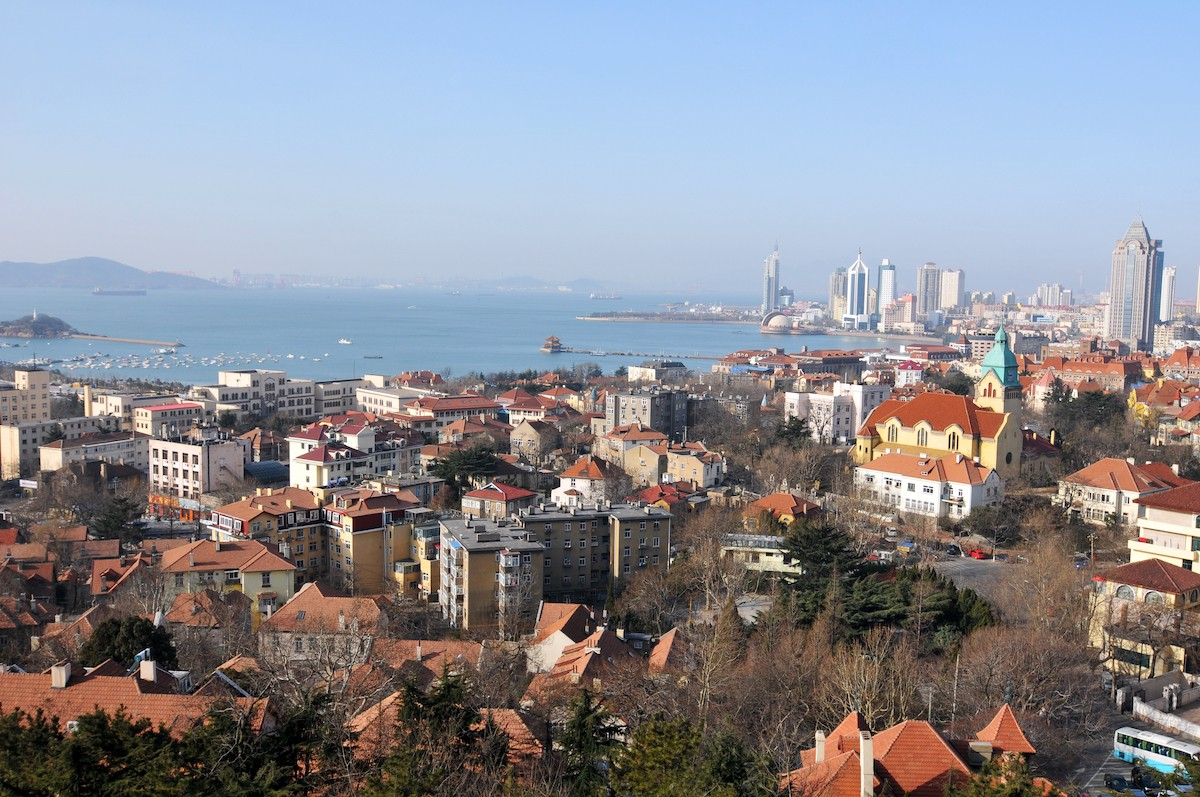 Qingdao Private Jet and Air Charter Flights