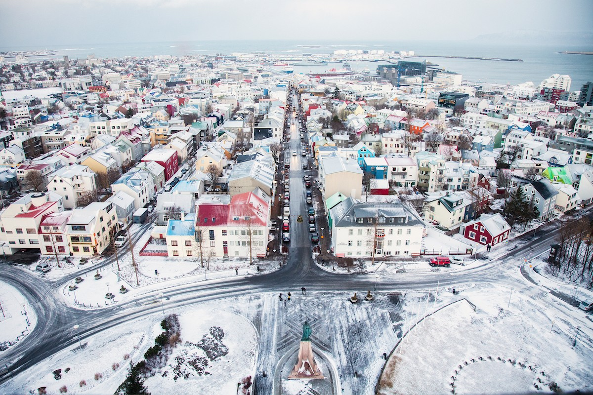 Reykjavik Private Jet and Air Charter Flights