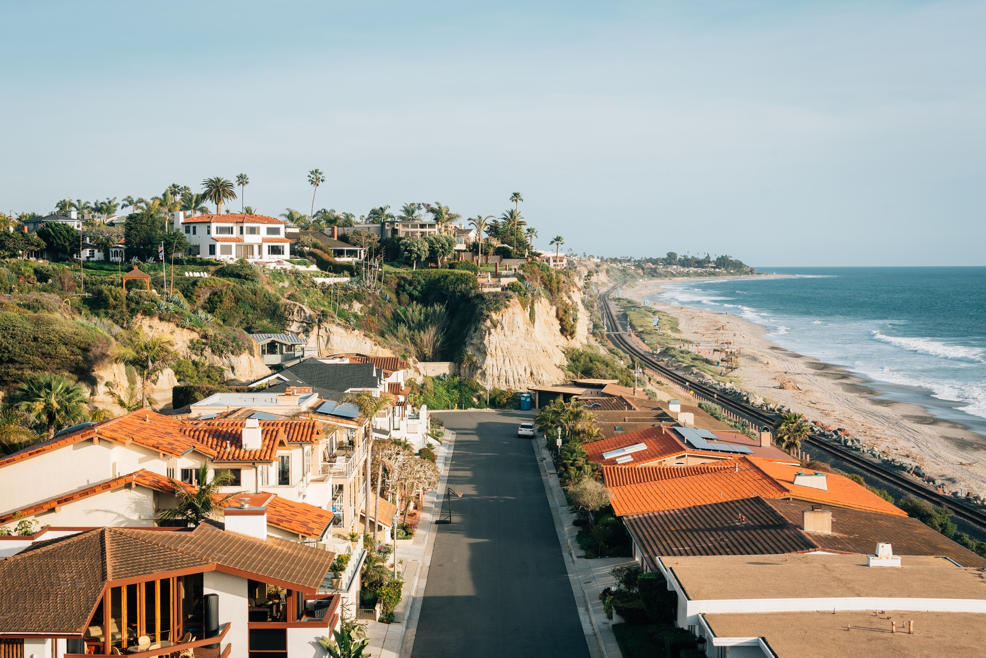 San Clemente Private Jet and Air Charter Flights