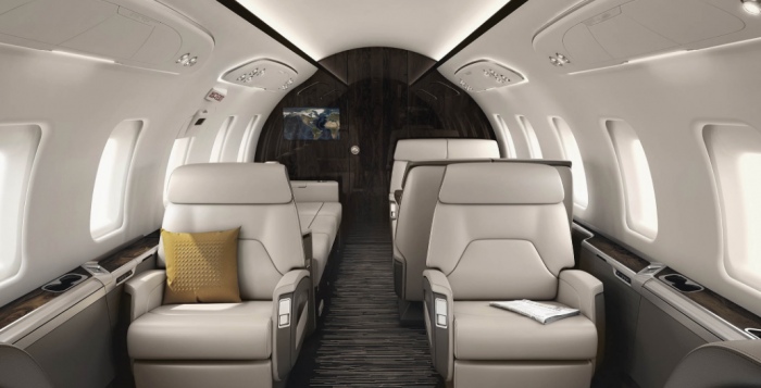 Bombardier Challenger 650 - Private Jet Aircraft