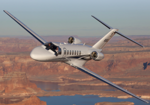 Citation CJ3+ exterior