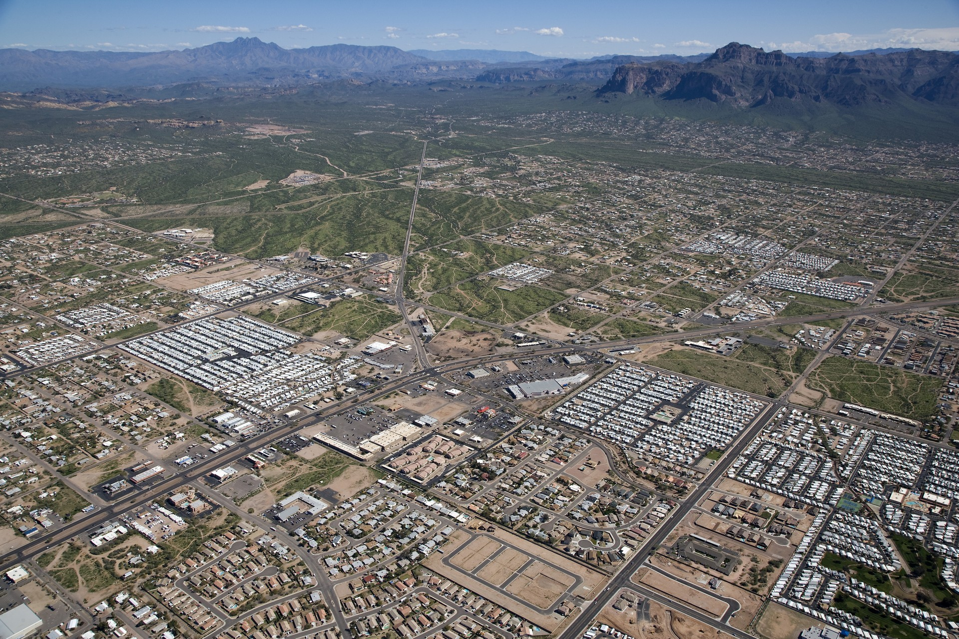 Apache Junction Private Jet and Air Charter Flights