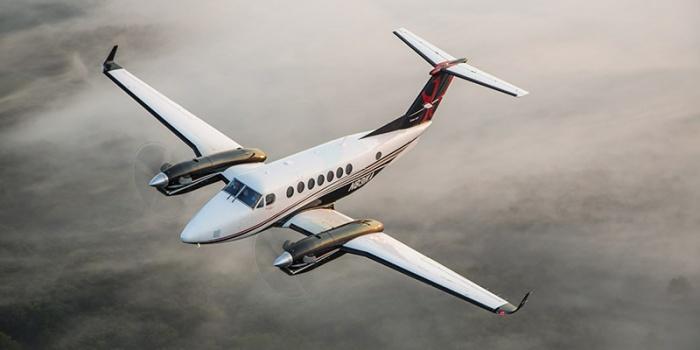 King Air 350i exterior