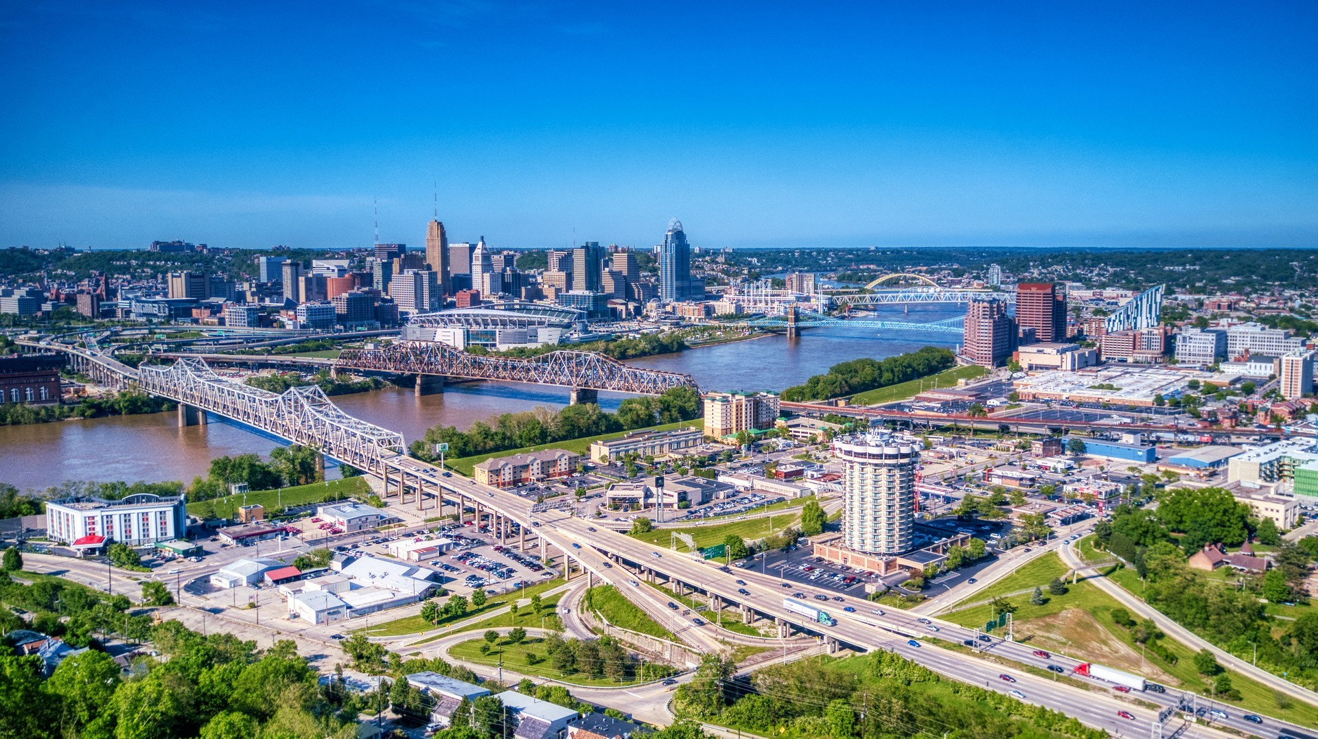 Covington, KY Private Jet and Air Charter Flights