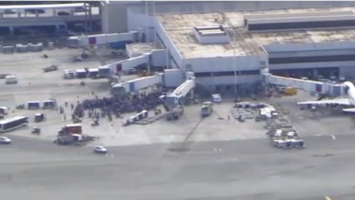 Fort Lauderdale Airport Shooting Live Updates: Victims, Lockdown Reported In Florida