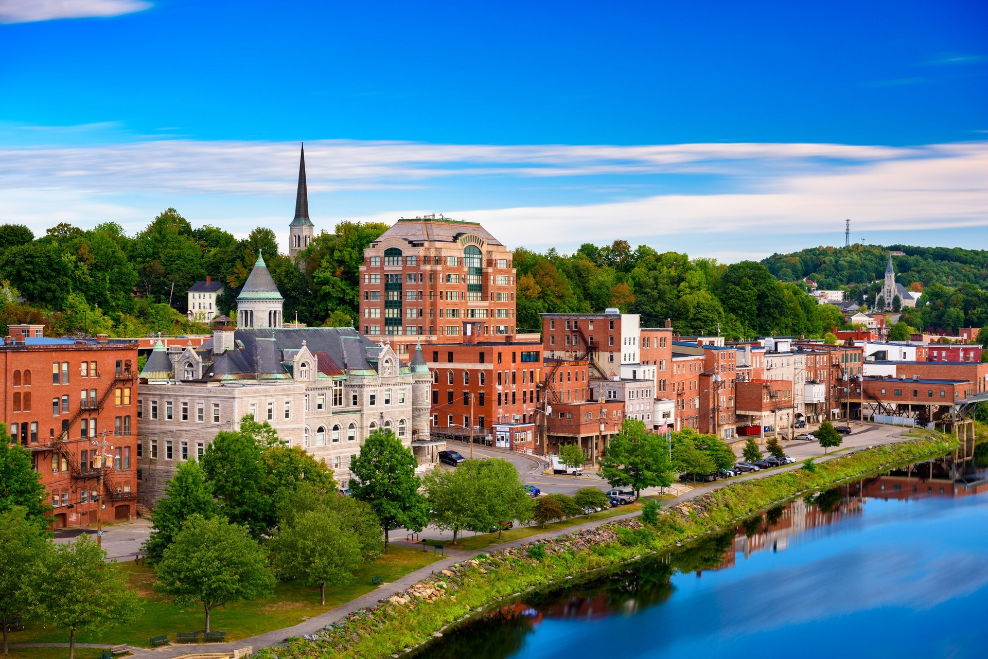 Augusta, ME Private Jet and Air Charter Flights