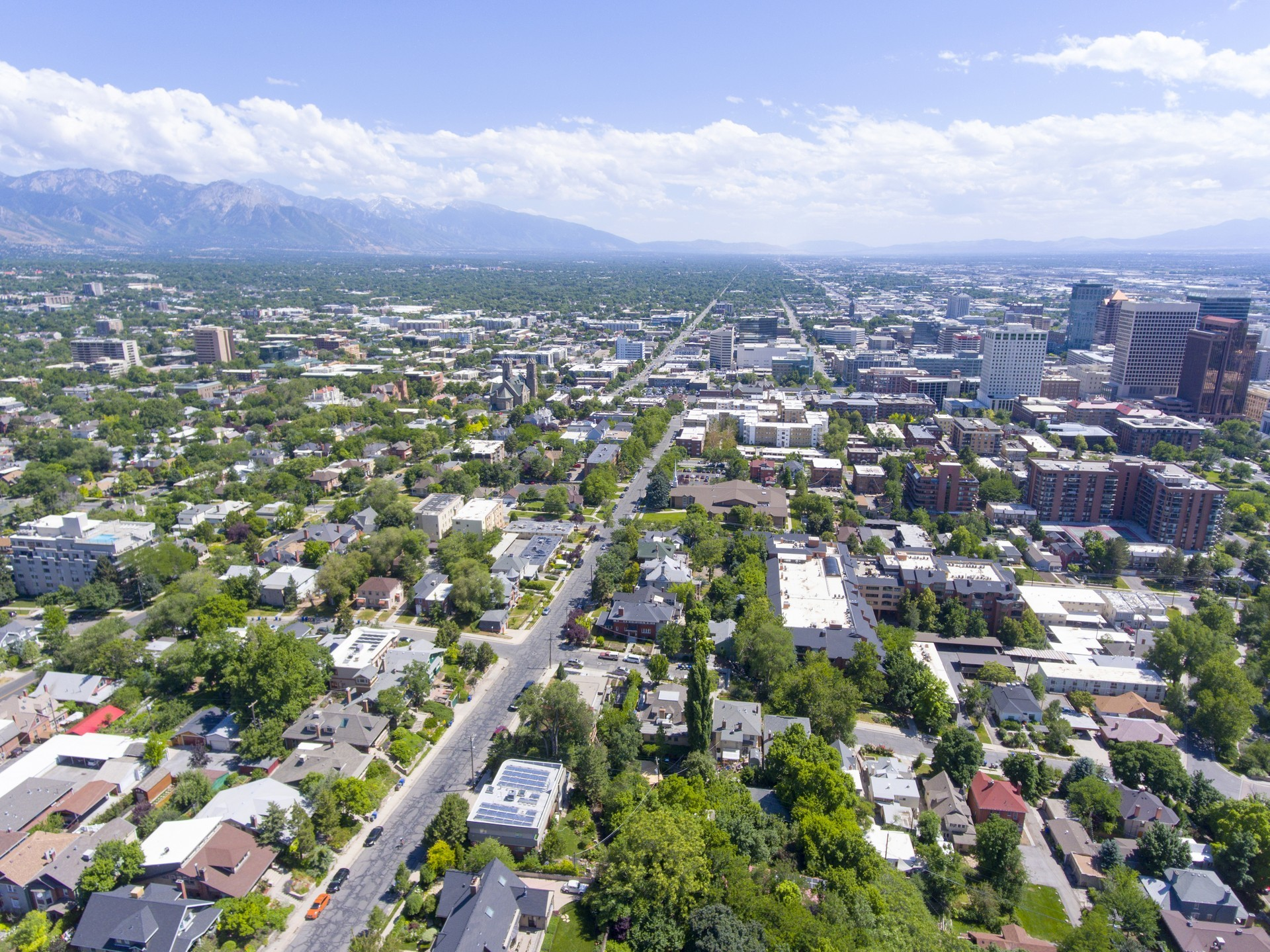 South Salt Lake Private Jet and Air Charter Flights