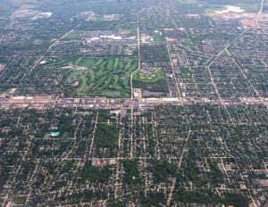 Lansing, IL Private Jet and Air Charter Flights