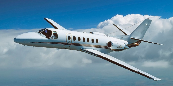 Cessna Citation Ultra C560