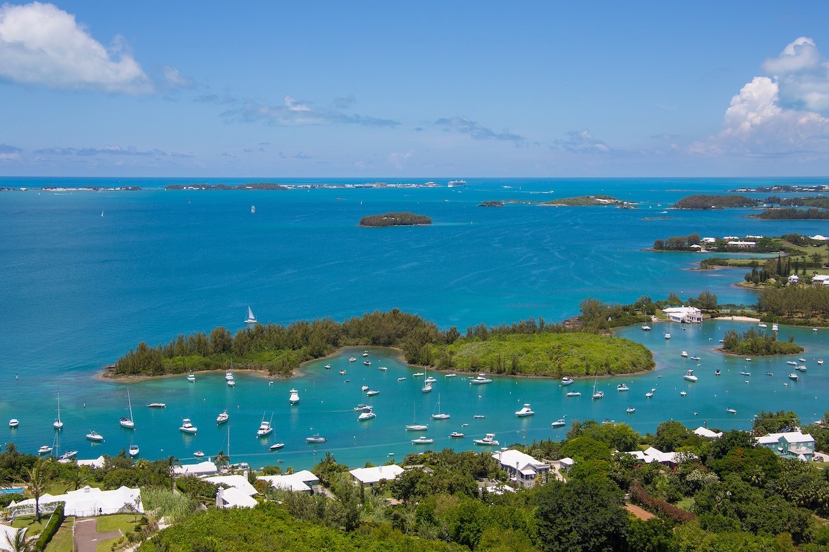 Bermuda Private Jet and Air Charter Flights