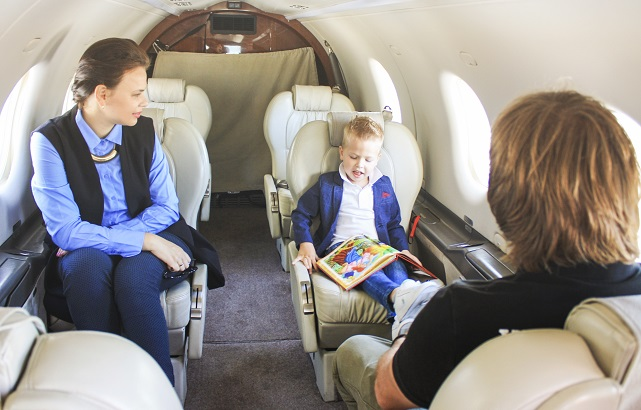 Reasons to Fly Private on Father's Day Weekend